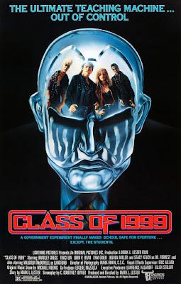 Póster película Curso de 1999