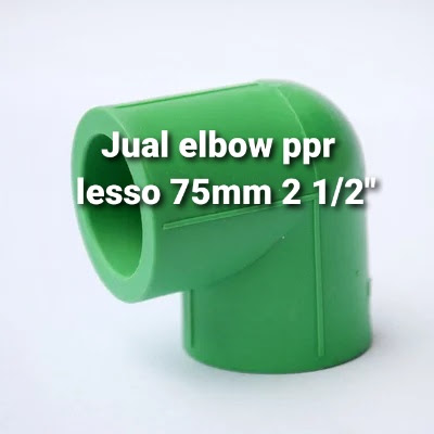 """Terjual elbow ppr lesso 2 1/2"""""""
