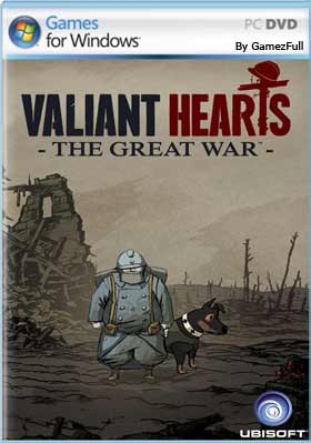 Valiant Hearts The Great War PC Full Español