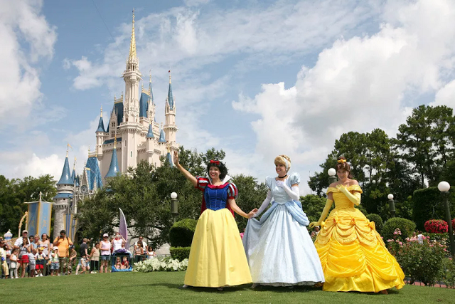 Parque Disney´s Magic Kingdom en Orlando