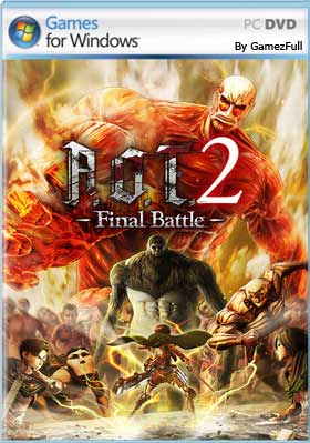 Attack on Titan 2 Final Battle PC Full [Español] [MEGA]