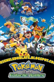 Pokemon – Bataliile Galactice Dublat In Romana Episodul 1