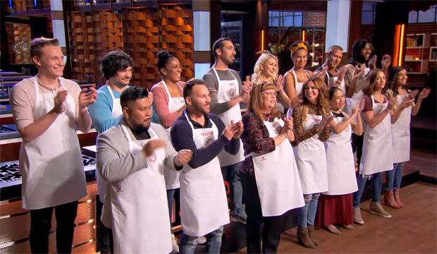 MasterChef US Season 11 contestants