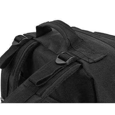 กระเป๋าเดินป่า ZEHUI YW-MB01 ด้านบน