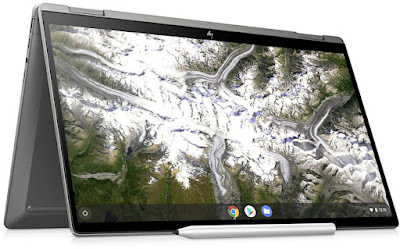 HP Chromebook x360 14c-ca0003ns