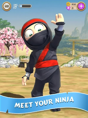 clumsy ninja mod akozone