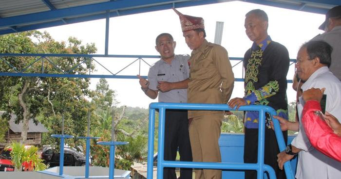 Wujudkan Program Bupati Lambar Hebat, Dinas PUPR Bangun Infrastruktur Secara Berkeadilan