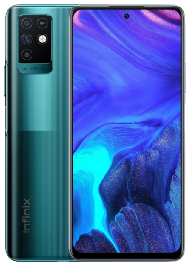 Infinix Note 10 - Full Specifications