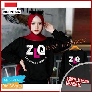 SWT144 Sweater Zlq Wanita Keren BMGShop