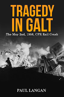 Tragedy in Galt - May 2nd 1956 CPR Rail Crash