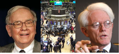 Warren Buffett & Peter Lynch