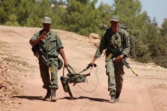 🚨 ورد الآن    جيش الإحتلال يعتقل ثلاث مواطنين صحراويين بمنطقة حوزة.