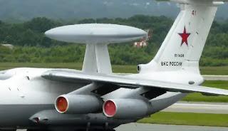 Rusia Kerahkan Pesawat Radar Di Suriah