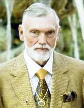 Robert Earl Burton (R. E. Burton), Fellowship of Friends Living Presence cult leader and dandy, Apollo, Oregon House, CA