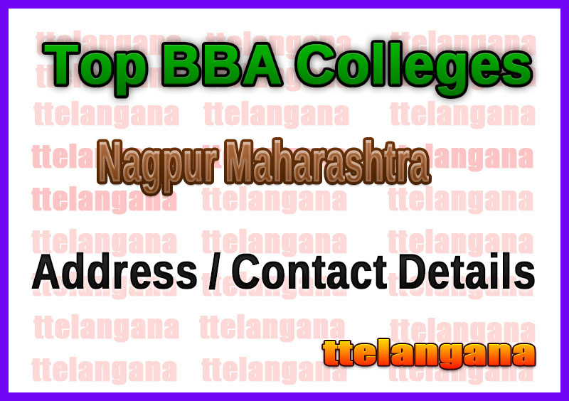 Top BBA Colleges in Nagpur Maharashtra
