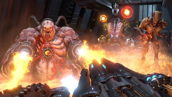 Doom Eternal other gameplay