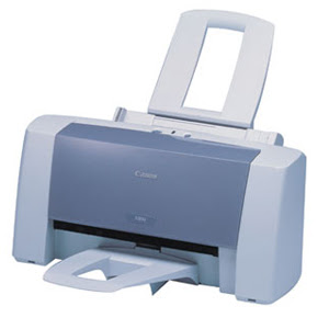 Canon PIXUS Bubble Jet Printer BJ S300ドライバーダウンロード