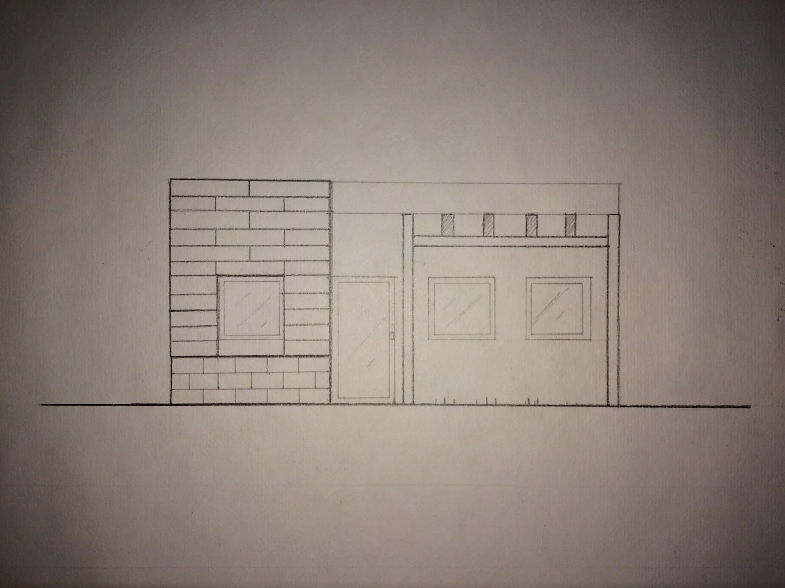Architectsunited proyecto casa habitaci n for Proyecto casa habitacion minimalista