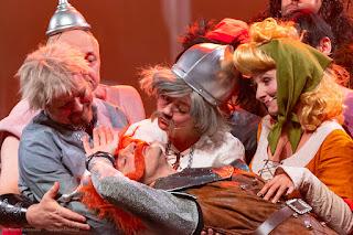 Kajko i Kokosz Musical Teatr Syrena zdjęcia