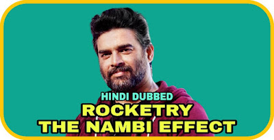 Rocketry - The Nambi Effect Hindi Dubbed Movie