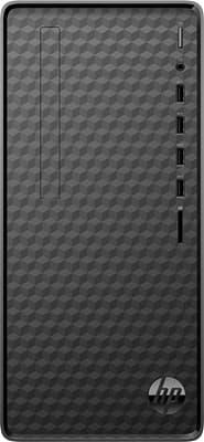 HP Desktop M01-F0012ns: ordenador Core i5, con almacenamiento HDD + SSD, lector SD 3 en 1 y conectividad Wi-Fi 5