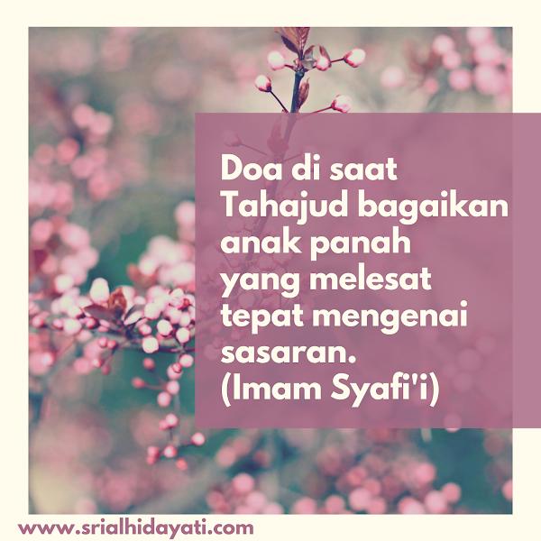 Doa Seorang Istri Saat Shalat Tahajud