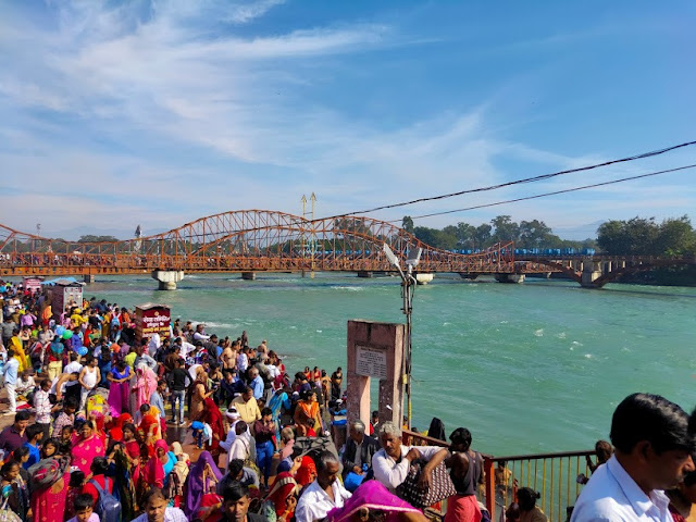 A Day Trip to Haridwar | Haridwar Sightseeing