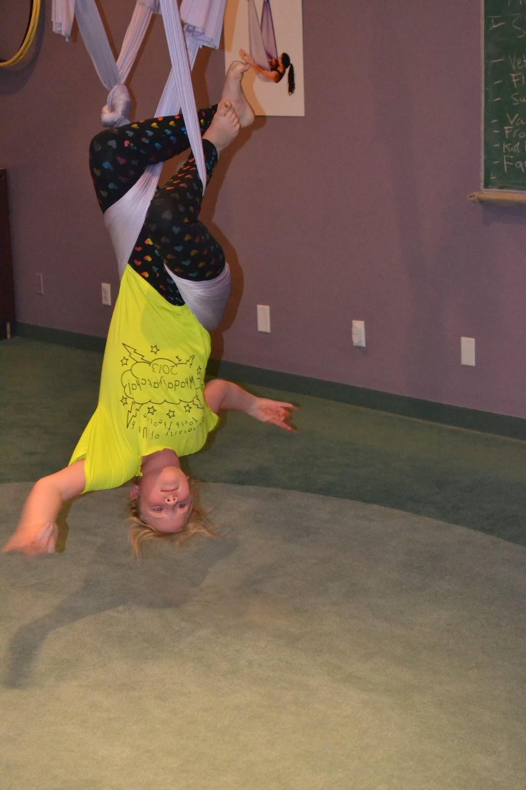 Joyful Liberation Willow S Antigravity Yoga Share