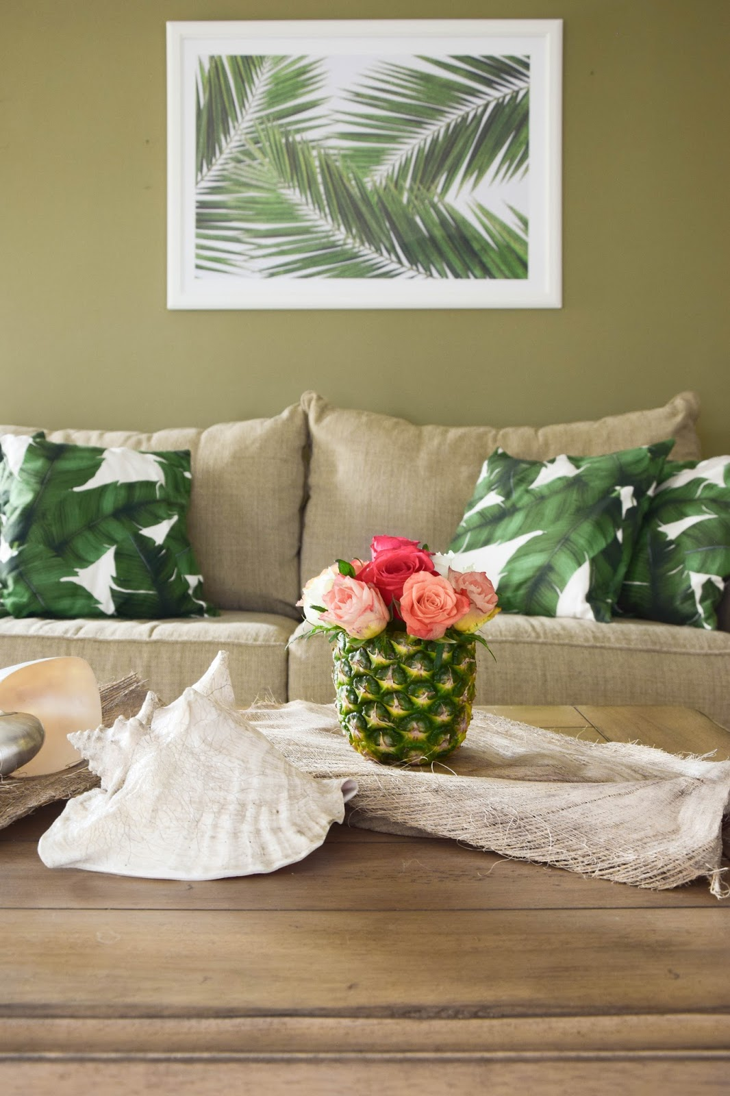 holt euch den sommer ins wohnzimmer dekoideen und mehr eclectic hamilton. Black Bedroom Furniture Sets. Home Design Ideas