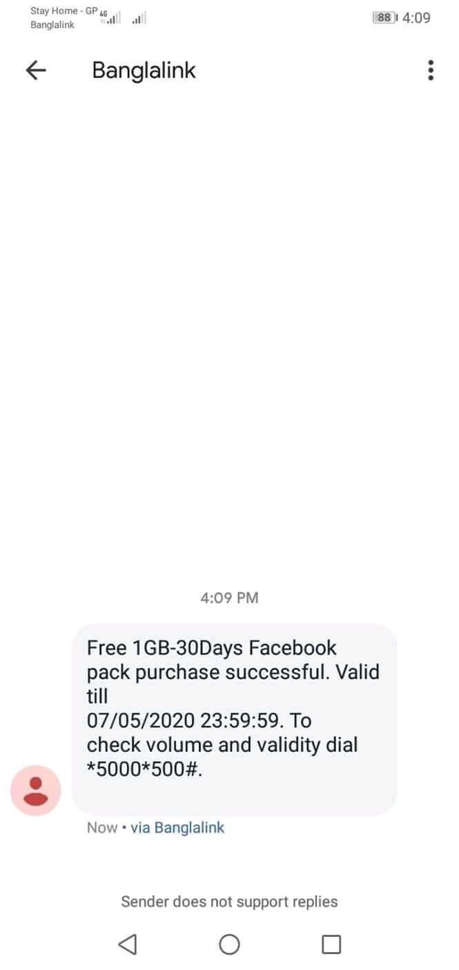 Banglalink Free Unlimited Internet Offer 2021