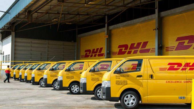 وظائف شركة DHL براتب 4700 جنية 2021