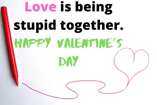 Here some Love Quotes are Av able for Valentine day