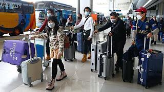 Disaat Larangan Mudik di Perketat, WNA Dari Cina Masuk Ke Indonesia