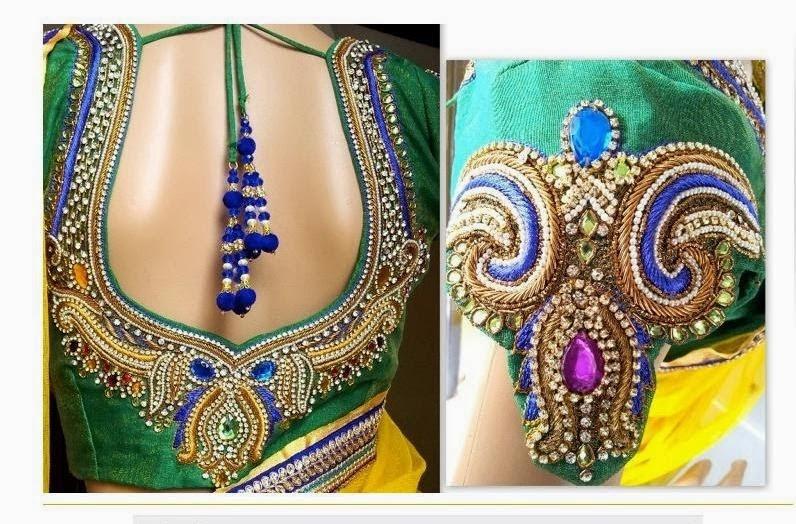 Arya Work Blouse Designs Breeze Clothing