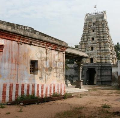 Gajendra Varadha Temple Thirukkavithalam Papanasam