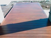 decking lantai kayu merbau