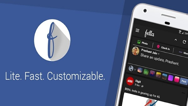 Fella for Facebook 2.1.5(Patched) APK