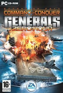 Command & Conquer Generals Zero Hour - PC (Completo)