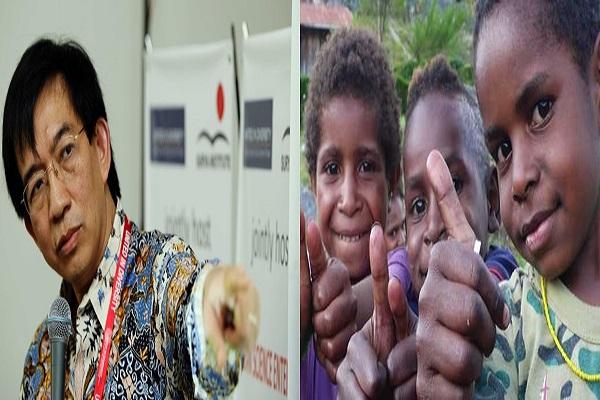Prof. Yohanes Surya: Carikan Saya Anak Paling Bodoh Dari Papua, Akan Saya Jadikan Juara