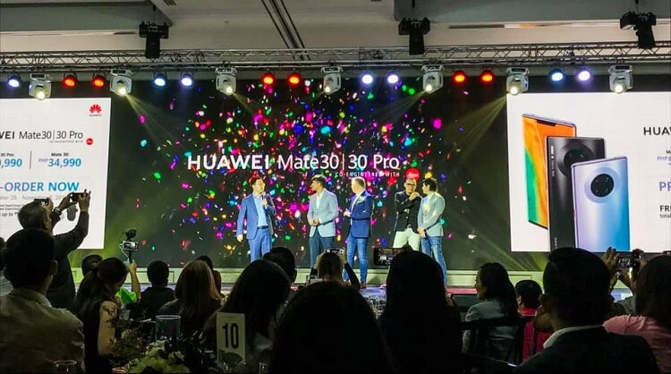 Huawei Mate 30 Launches in PH for only Php34,990!