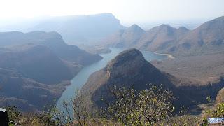 Afrique du sud 2018 Le  Blyde River Canyon