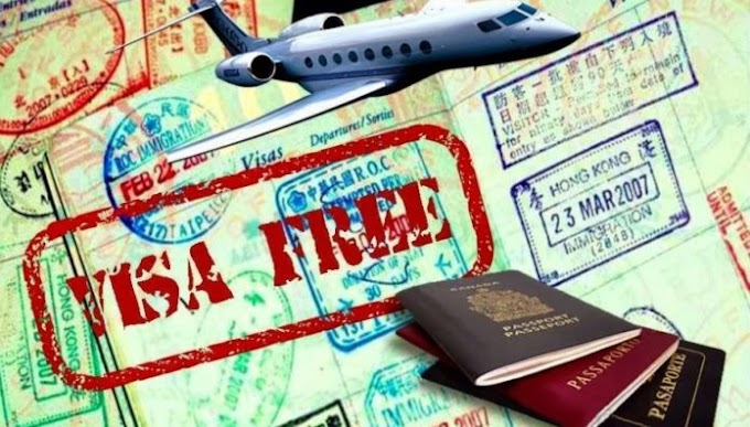Ghana on South Africa's visa-free countries list