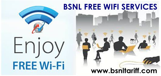 BSNL WiFi connection plans