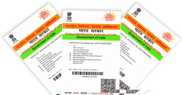 IT Grids 'stole' 7.82 cr Aadhaar records, Case registered, news, National, Top-Headlines, Aadhar Card, Police, case, Registration