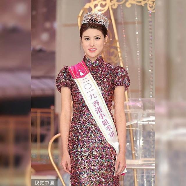 Hoa hậu Hong Kong – đấu trường lụi tàn vì bê bối tình ái, mua giải 6