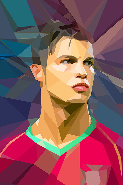 Download Cristiano Ronaldo iPhone wallpapers