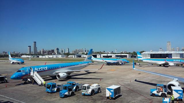 Saiba como ir do aeroporto de Mendoza até o centro