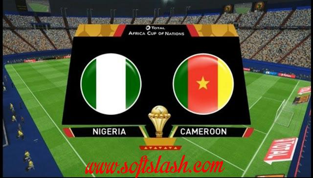 مباشر مبارة نيجيريا و الكاميرون امم افريقيا بدون تقطيع بمختلف الجودات
