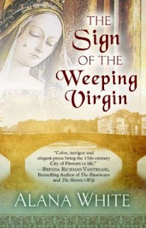 Alana White on tour for The Sign of the Weeping Virgin, February 11