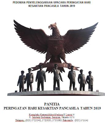 Pedoman Penyelenggaraan Upacara Peringatan Hari Kesaktian Pancasila Tahun 2019